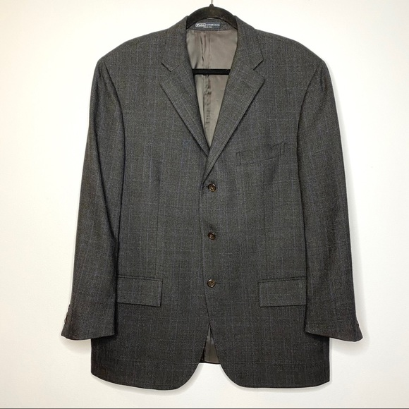 Polo Ralph Lauren Sport Blazer Blue Label Wool